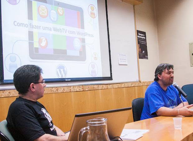 Registro em vídeo do WordCamp São Paulo 2012