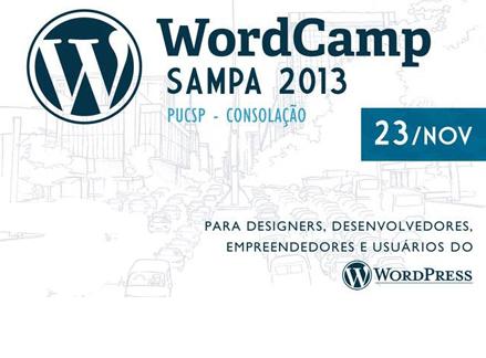 Mais uma vez, Prima Estúdio é responsável pelos vídeos e transmissão do WordCamp Sampa