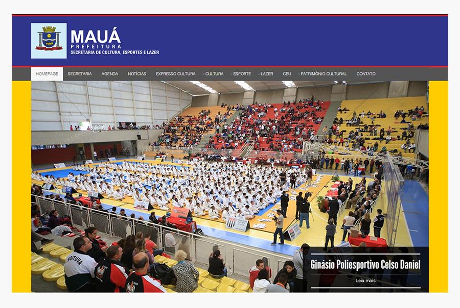 Secretaria da Cultura, Esportes e Lazer de Mauá
