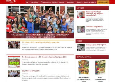 Centro de Cursos de Capacitação da Juventude (CCJ)