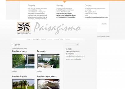 Jardim Paulista Paisagismo